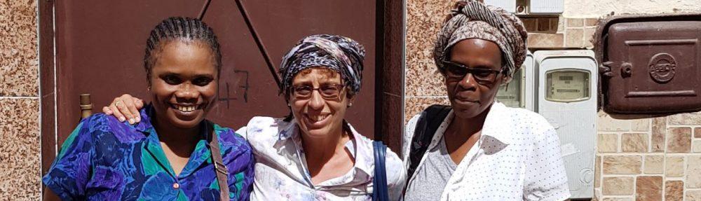 Aider des femmes migrantes à Rabat